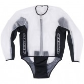 ALPINESTARS Racing Rain Clear / Black