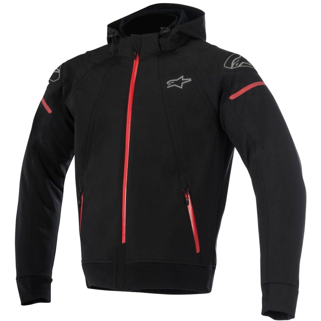 ALPINESTARS Sektor Tech Black Red Jacket