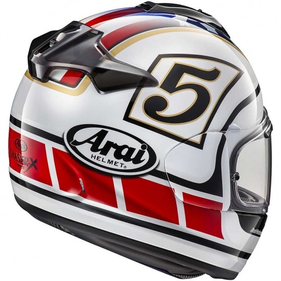 Casco ARAI Chaser-X Edwards Legend White