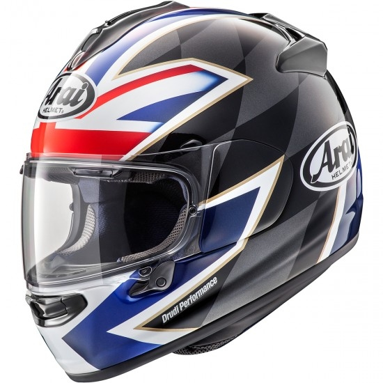 Helm ARAI Chaser-X League UK
