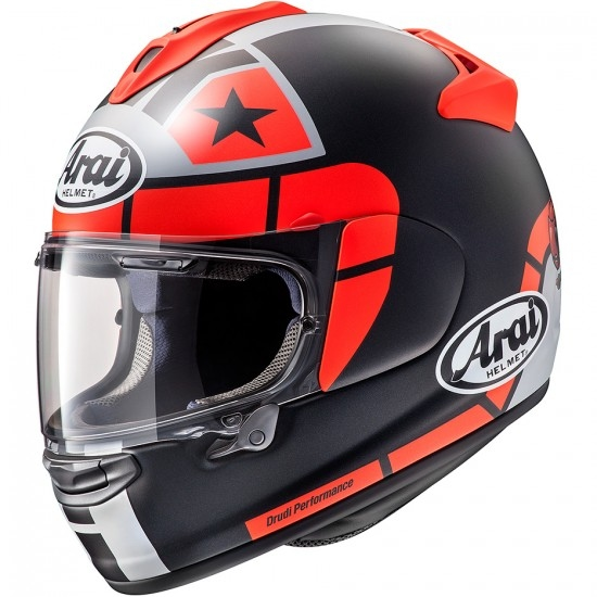 Capacete ARAI Chaser-X Maverick GP