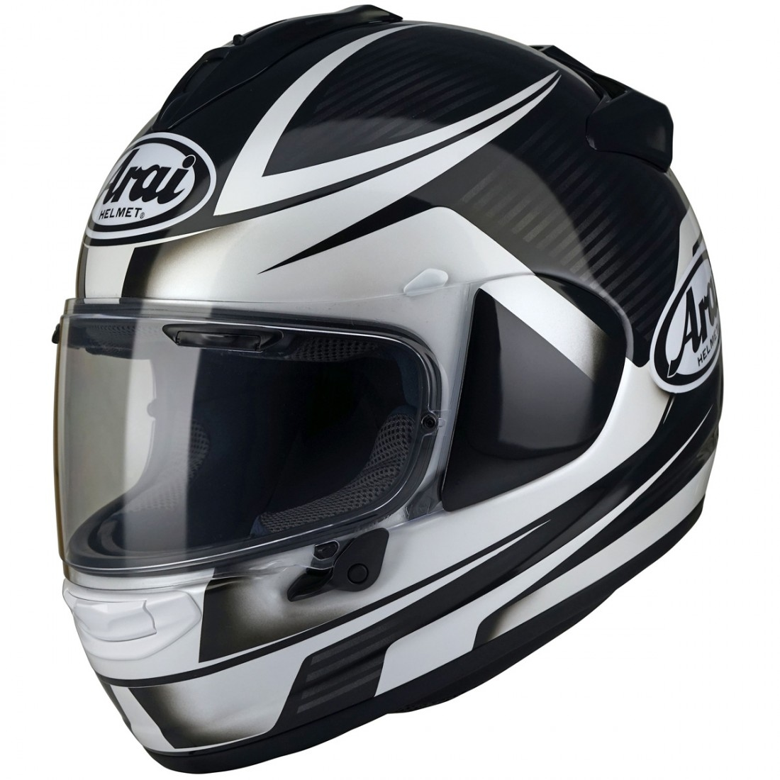 arai chaser x tough white helmet motocard. Black Bedroom Furniture Sets. Home Design Ideas