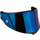 AGV Race 3 Pinlock Iridium Blue