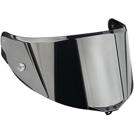 Accesorio casco AGV Race 3 Pinlock Iridium Silver