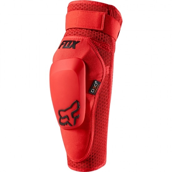Protektor FOX Launch Pro D3O Red