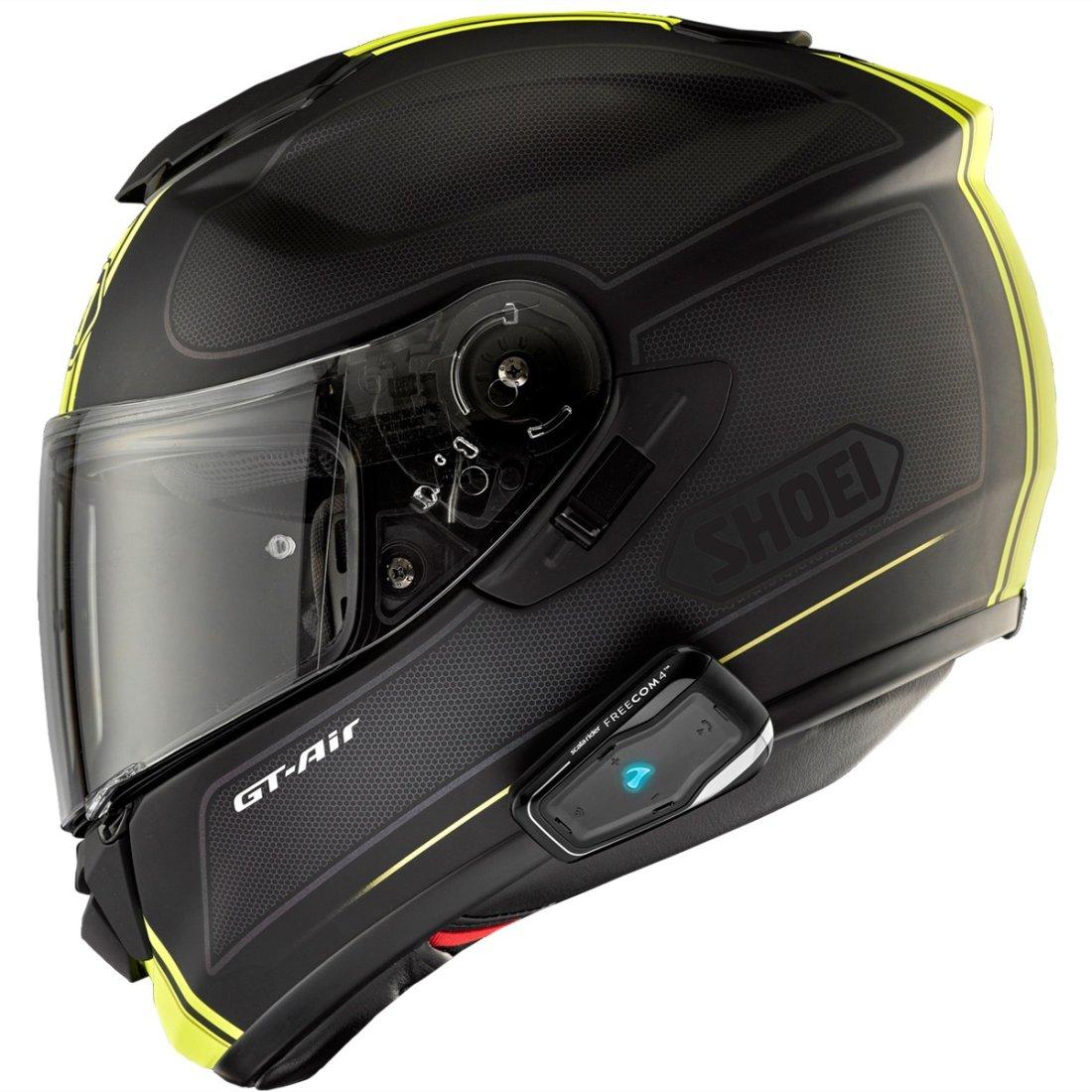 CARDO Scala Rider FreeCom 4 Duo Electronics · Motocard