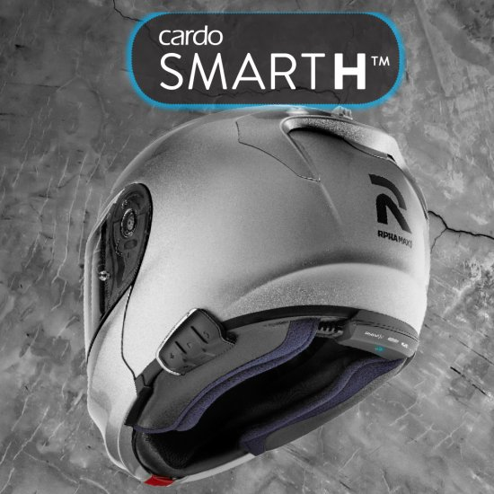 Electronique CARDO Scala Rider SMARTH Duo
