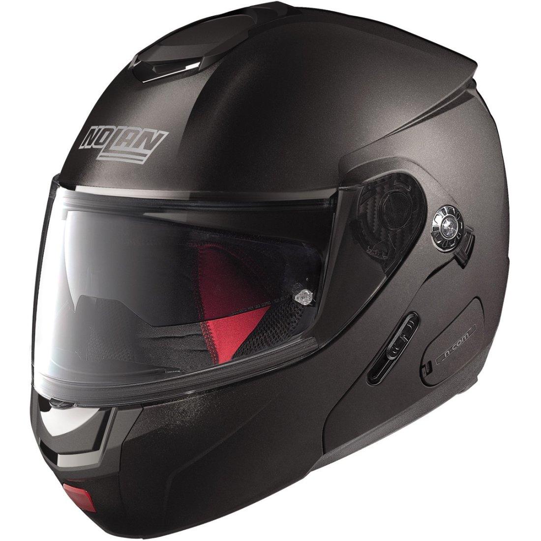 Casco NOLAN N90-2 Special N-Com Black Graphite · Motocard caa0ab4e1e9