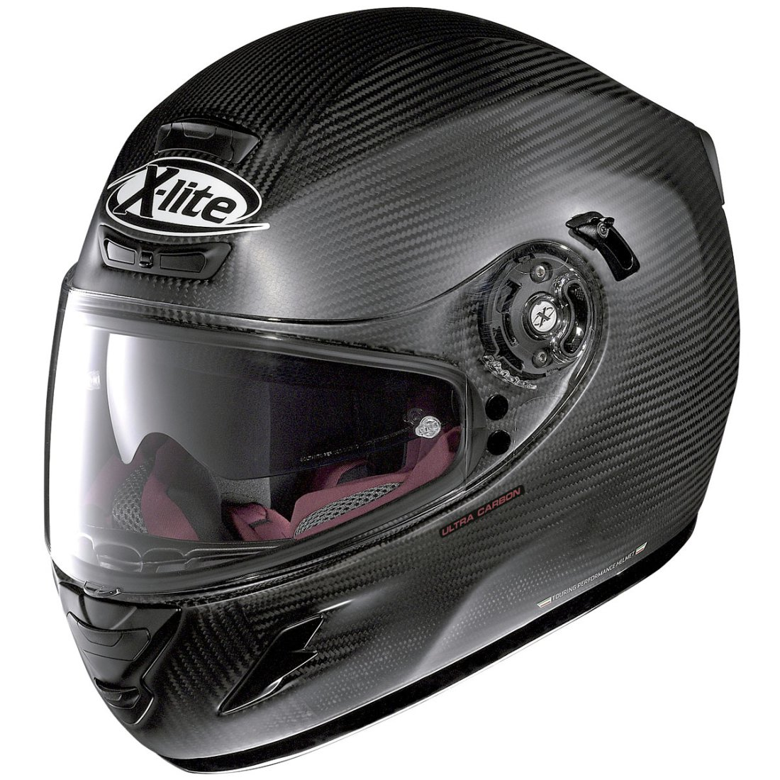 x lite x 702 gt ultra carbon puro flat carbon helmet. Black Bedroom Furniture Sets. Home Design Ideas