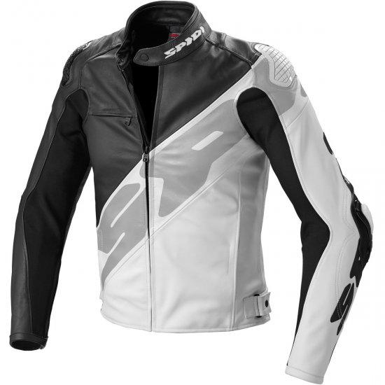 Blouson SPIDI Super-R Black / White