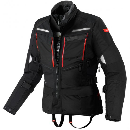 Jacke SPIDI 4Season H2Out Black
