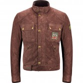 BELSTAFF Jubilee Brooklands Cotton Limited Edition Russet