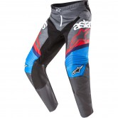ALPINESTARS Racer 6 2017 Braap Bomber LE Anthracite / Aqua / Red / White