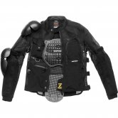 SPIDI Multitech Armor Evo Black
