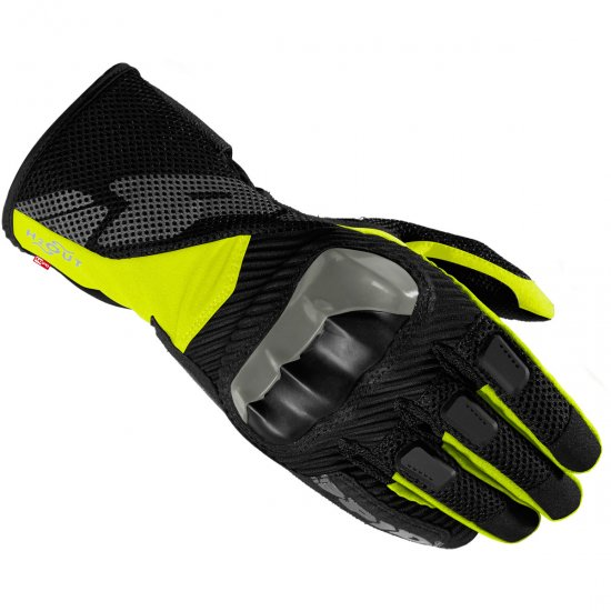 Guantes SPIDI Rainshield H2Out Black / Yellow Fluo