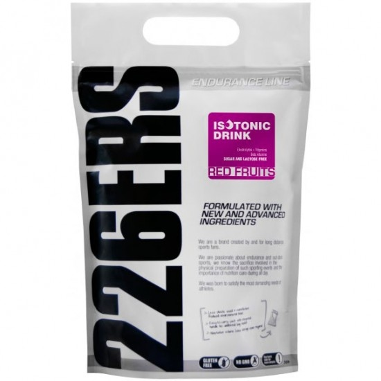226ERS Energy Drink 1000gr. Red Fruits Nutrition