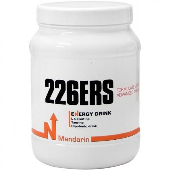 Nutrición 226ERS Energy Drink 500gr. Mandarine