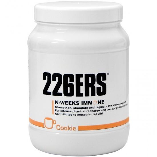 Nutrizione 226ERS K-Weeks Immune 500gr. Cookie