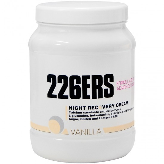 226ERS Night Recovery Cream 500gr. Vanilla Nutrition