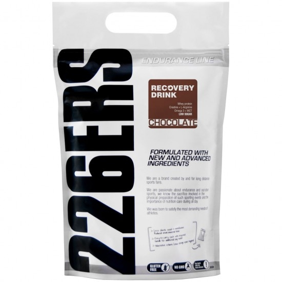 Nutrition 226ERS Recovery Drink 1000g. Chocolate