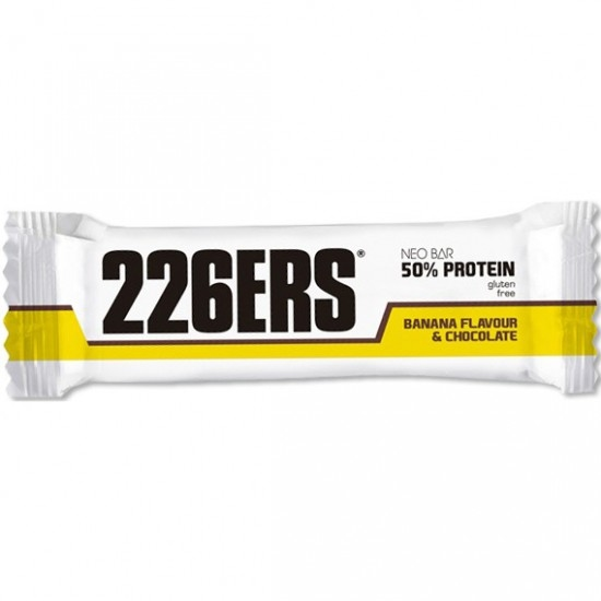 Nutrición 226ERS Neo Bar Banana Flavour & Chocolate