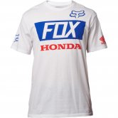 FOX Honda Basic Standard White