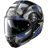 X-1004 Ultra Carbon Deadalon N-Com Carbon / Black / Blue