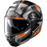 X-1004 Ultra Carbon Deadalon N-Com Carbon / Black / Orange