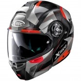 X-1004 Ultra Carbon Deadalon N-Com Carbon / Black  / Red
