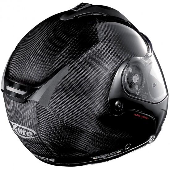 Helm X-LITE X-1004 Ultra Carbon Dyad N-Com Carbon / Flat Black