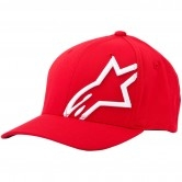 ALPINESTARS Corp Shift 2 Flexfit Red / White