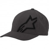 ALPINESTARS Corp Shift 2 Flexfit Dark Heather Gray / Black
