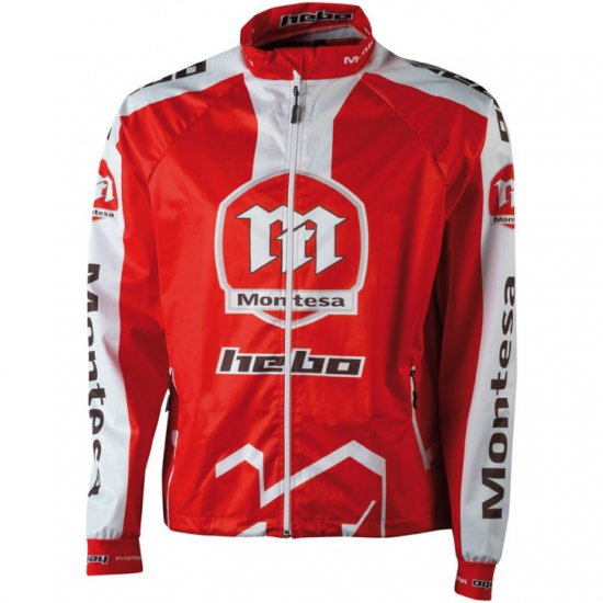 HEBO Montesa Classic Red Jacket
