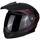 ADX-1 Horizon Matt Black / Neon Red