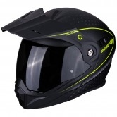 ADX-1 Horizon Matt Black / Neon Yellow