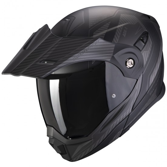 Helm SCORPION ADX-1 Tucson Matte Black / Matte Carbon