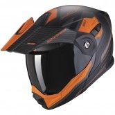 ADX-1 Tucson Matte Black / Orange