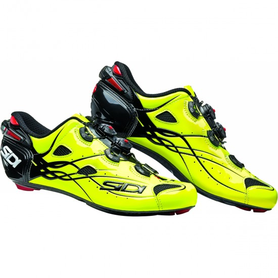 Zapatillas SIDI Shot Bright Yellow