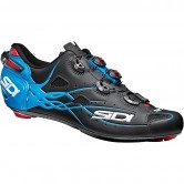 SIDI Shot Matt Black / Light Blue