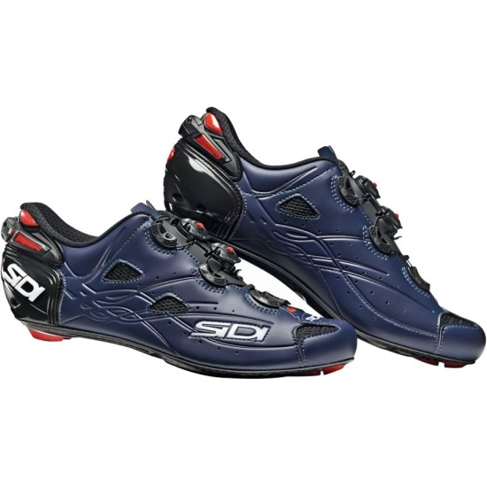 SIDI Shot Matte Blue / Black Shoe