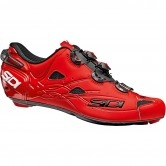 SIDI Shot Matte Red / Black