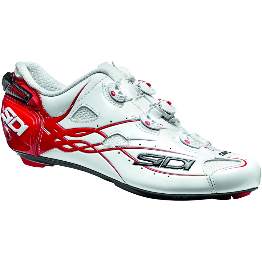 null SIDI Shot White / Red