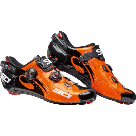 Zapatillas SIDI Wire Carbon Orange / Black