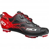 MTB Tiger Matt Black / Red