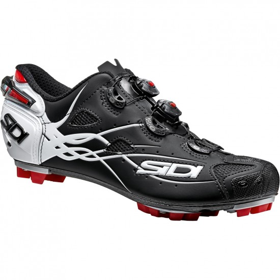 Scarpa SIDI MTB Tiger Matt Black / White