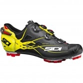 MTB Tiger Matt Black / Yellow Fluo