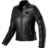 SPIDI Ace Leather Lady Black