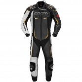 SPIDI Track Wind Black / Gold