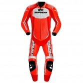 SPIDI Track Wind Replica Professional Red / White
