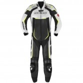 SPIDI Track Wind Yellow Fluo / Black